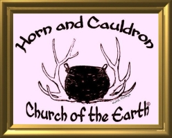 horn and cauldron logo